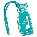 Golf Bag Tag - Opaque