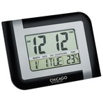 Multifunction Desk/Wall Clock - Closeout