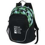 Mission Backpack - Geometric