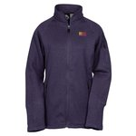 Storm Creek Sweater Fleece Jacket - Ladies' - 24 hr