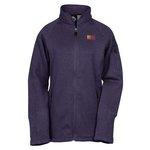 Storm Creek Sweater Fleece Jacket - Ladies' - 24 hr