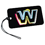 Rectangle POLYspectrum Bag Tag - 3
