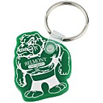 Bulldog Soft Key Tag - Opaque