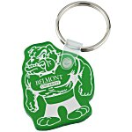 Bulldog Soft Key Tag - Translucent