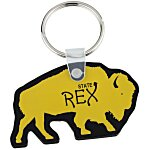 Bison Soft Key Tag - Opaque