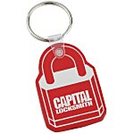 Lock Soft Key Tag - Translucent