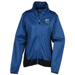 Torino Embossed Soft Shell Jacket - Ladies'