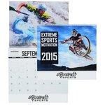 Extreme Sports Motivation 2015 Calendar-Closeout