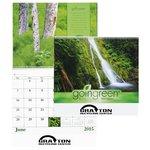 Goingreen 2015 Calendar - Spiral - Closeout