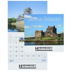 Glorious Getaways 2015 Calendar - Stapled- Closeout
