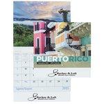Puerto Rico 2015 Calendar - Closeout