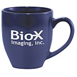 Ombre Ceramic Mug - 12 oz. - Laser Imprint