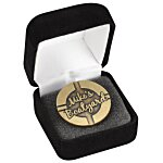 Econo Lapel Pin - Round - Gift Box