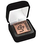 Econo Lapel Pin - Square - Gift Box