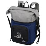 High Sierra Tethur Rolltop Laptop Backpack