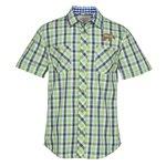 Weatherproof Vintage Plaid SS Shirt - Men's
