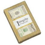 Money Playing Cards - Closeout