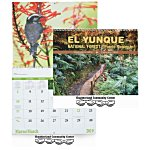 Puerto Rico's National Forest Calendar - Spiral
