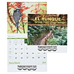 Puerto Rico's National Forest Calendar - Stapled