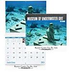 Underwater Art Calendar - Spiral