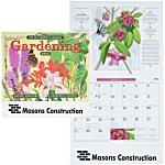 The Old Farmer's Almanac Calendar - Gardening -Stapled-24 hr