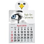 Paws and Claws Press-n-Stick Calendar-Eagle