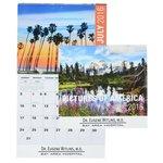 Scenic Views of America Calendar
