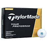 Taylormade Tour Preferred Golf Ball - Dozen - Quick Ship