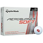 Taylormade Aeroburner Soft Golf Ball - Dozen - Quick Ship