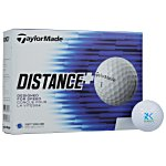 Taylormade Distance+ Golf Ball - Dozen - Standard Ship