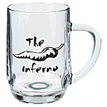 Haworth Glass Mug - 18 oz.