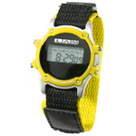 Sporty Day Watch/Stopwatch