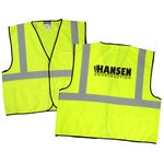 Safety Works Hi-Viz Class 2 Safety Vest