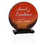 Zodiac Sphere Art Glass Award