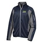 Motion Interactive Colorblock Sport Fleece Jacket - Men's