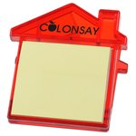 House Sticky Pad Note Clip - Closeout