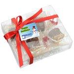 Chocolate Covered Marshmallows - Crushed Graham Cracker