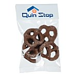 Snack Bites - Mini Chocolate Pretzels