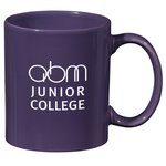 Ceramic Mug - Colors - 11 oz.