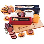 Cutting Board w/Slicer Snack Package