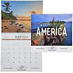 Beautiful America Calendar