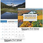 American Splendor Calendar  Spiral