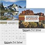 American Splendor Calendar – Spiral