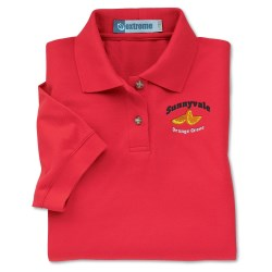 View a larger, more detailed picture of the Extreme Golf Shirt - Ladies