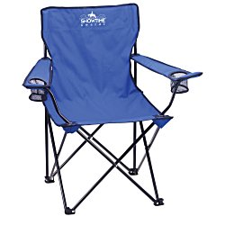 View a larger, more detailed picture of the Folding Chair with Carrying Bag