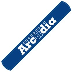 View a larger, more detailed picture of the Reflective Slap-Wrap Band - Medium