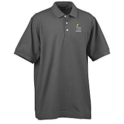 View a larger, more detailed picture of the Devon & Jones Pima Pique Polo - Men s