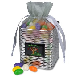 View a larger, more detailed picture of the Desk Caddy - Mesh - Assorted Jelly Beans