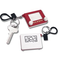 View a larger, more detailed picture of the Etch a Sketch Key Chain