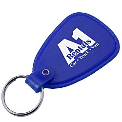 View a larger, more detailed picture of the Saddle Key Tag